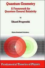 Quantum Geometry: A Framework for Quantum General Relativity