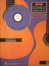 Easy Classical Guitar Duets: Book/CD Pack