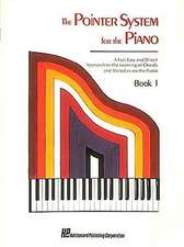 Pointer System for Piano - Instruction Book 1