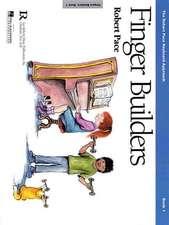 Finger Builders, Book 1