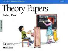 Theory Papers: Book 1