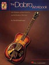 The Dobro Workbook [With Music]:  For Violin