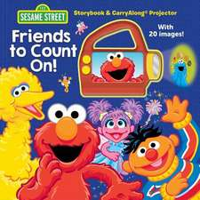 Sesame Street: Friends to Count On!: Carryalong Projector