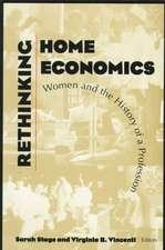 Rethinking Home Economics