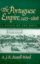 The Portuguese Empire 1415–1808