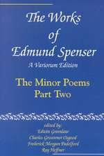 The Works of Edmund Spenser V 8