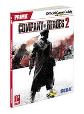 Company of Heroes 2: Prima Official Game Guide