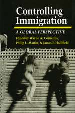 Controlling Immigration: A Global Perspective