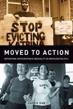 Moved to Action: Motivation, Participation, and Inequality in American Politics
