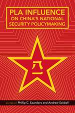 PLA Influence on China's National Security Policymaking