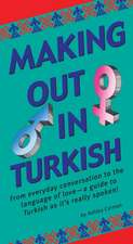 Making Out in Turkish: (Turkish Phrasebook)