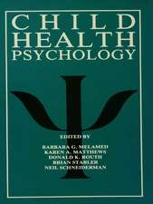 Child Health Psychology