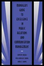 Manager's Guide Excellence PR