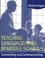 Teaching Language Arts Middle Schs