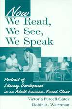 Now We Read We See We Speak PR