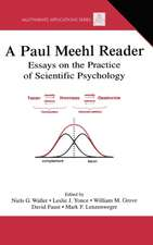 A Paul Meehl Reader