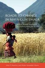 Roads to Change in Maya Guatemala:  A Field School Approach to Understanding the K'Iche'