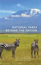 National Parks Beyond the Nation:  Global Perspectives on
