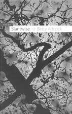 Slantwise:  Poems