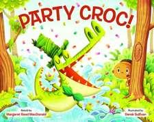 Party Croc!:  A Folktale from Zimbabwe