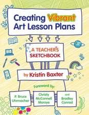 Creating Vibrant Art Lesson Plans: A Teacher's Sketchbook