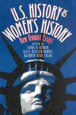 U.S. History as Women's History:  New Feminist Essays