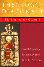 Theology of the Diaconate:  The National Association of Diaconate Directors Keynote Addresses, 2004