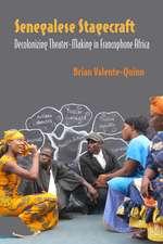 Senegalese Stagecraft