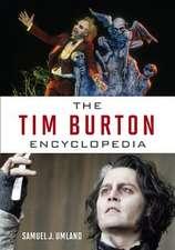The Tim Burton Encyclopedia