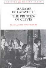 The Princess of Cleves: Novel