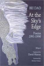 At the Sky`s Edge – Poems 1991–1996