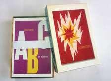 Alvin Lustig – For New Directions – 50 Postcards