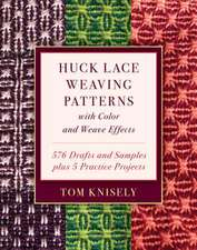 LACE WEAVING PATTERNS WITH COLPB