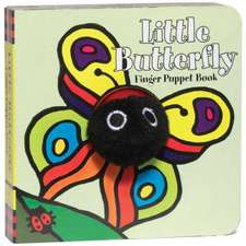 Little Butterfly Finger Puppet Book [With Finger Puppet]:  The Hidden Fantasy Rooms of Japan