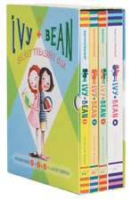 The Ivy + Bean Secret Treasure Box:  A Trickster Tale and Counting Book