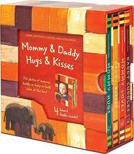 Mommy & Daddy Hugs & Kisses:  Daddu Cuddles/Mommy Loves/Daddy Kisses/Mommy Hugs