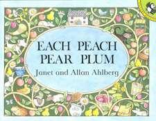Each Peach Pear Plum:  The Sacketts