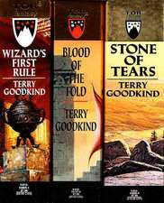 The Sword of Truth Set #01, Books 1-3