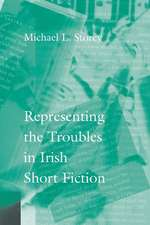 Representing the Troubles in Irish Short Fiction