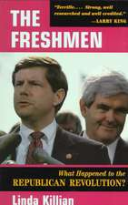 The Freshmen: What Happened To The Republican Revolution?