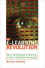 The E-Learning Revolution: How Technology Is Driving a New Training Paradigm