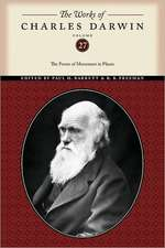 The Works of Charles Darwin, Volume 27:  The Power of Movement in Plants