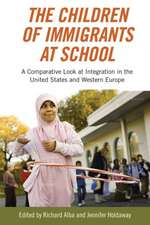 The Children of Immigrants at School:  A Comparative Look at Integration in the United States and Western Europe