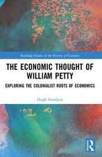 The Economic Thought of William Petty
