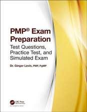 Levin, P: PMP (R) Exam Preparation