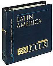 Latin American on File