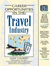 Colbert, J:  Career Opportunities in the Travel Industry