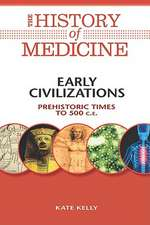 Early Civilizations:  Prehistoric Times to 500 C.E.