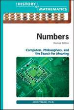 Numbers:  Computers, Philosophers, and the Search for Meaning