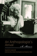 An Anthropologist's Arrival